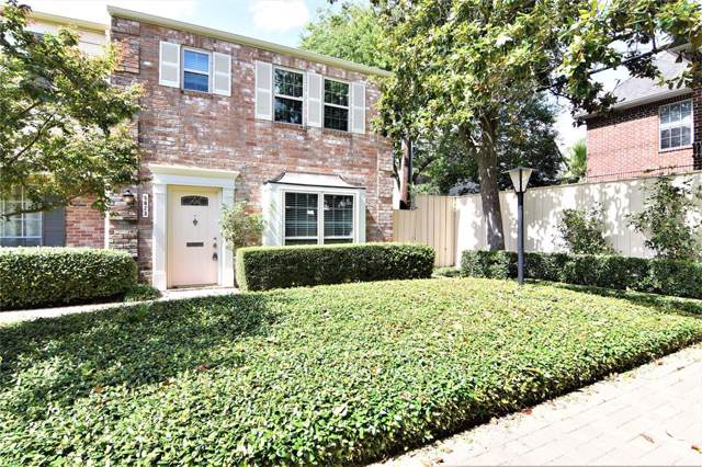 5823 Valley Forge Drive #93, Houston, TX 77057 (MLS #16414980) :: The Bly Team