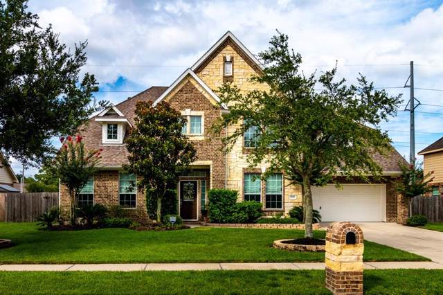 1708 Pampas Trail Drive, Friendswood, TX 77546 (MLS #16417205) :: The Queen Team