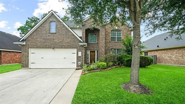 25711 Crisp Spring Lane, Spring, TX 77373 (MLS #16424911) :: The Home Branch