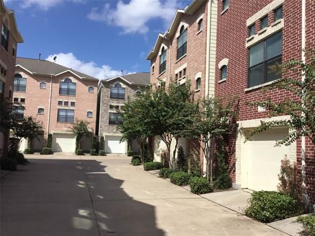 8715 Meadowcroft Drive #1602, Houston, TX 77063 (MLS #16435494) :: The Jill Smith Team