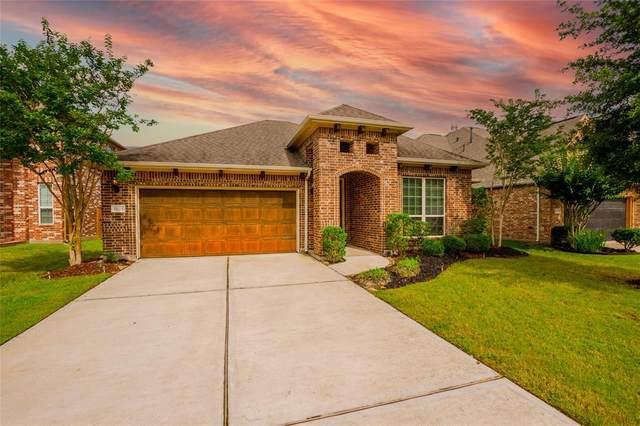 11615 Via Verdone Drive, Richmond, TX 77406 (MLS #16437050) :: The SOLD by George Team