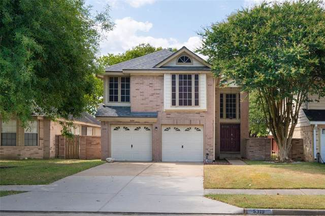 5319 Mountain Forest Drive, Katy, TX 77449 (MLS #16438655) :: The Heyl Group at Keller Williams
