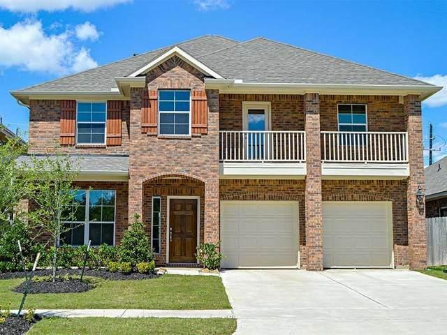 3616 Braden Circle, Pearland, TX 77584 (MLS #16444044) :: The Sansone Group