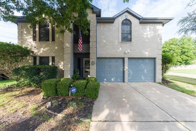 1739 Oak Meadow Drive, Kemah, TX 77565 (MLS #16450160) :: The SOLD by George Team