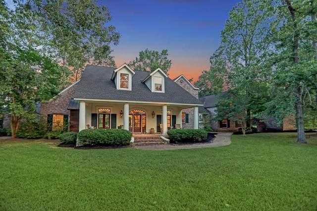 4 Heritage Trail, Magnolia, TX 77354 (MLS #16453571) :: Ellison Real Estate Team