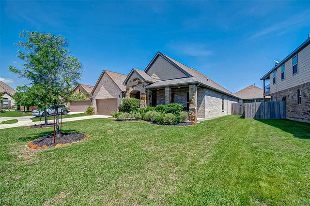 13943 Ginger Rose Court, Pearland, TX 77584 (MLS #16458074) :: The Bly Team