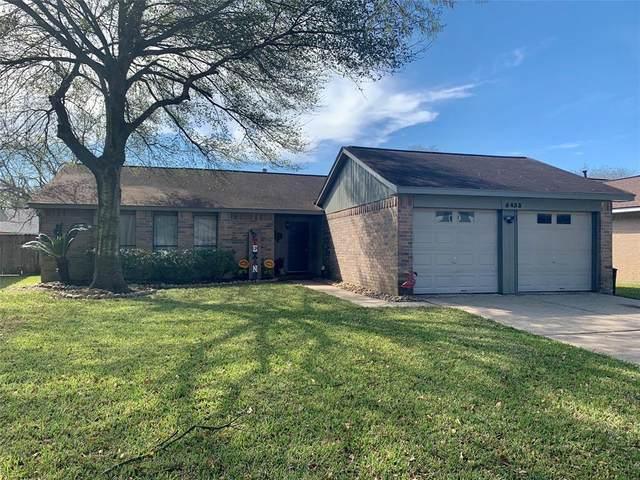 5433 Sugar Creek Drive, La Porte, TX 77571 (MLS #16464557) :: Bray Real Estate Group