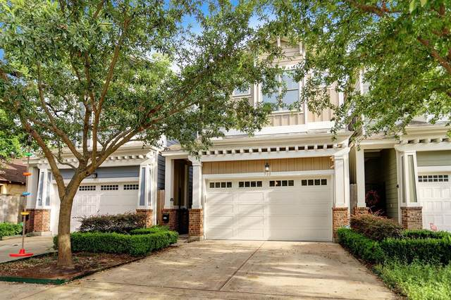710 E 25th Street, Houston, TX 77008 (MLS #16472512) :: The SOLD by George Team