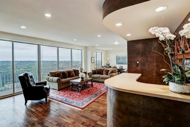 2200 Willowick Road 10EF, Houston, TX 77027 (MLS #16475654) :: The Bly Team