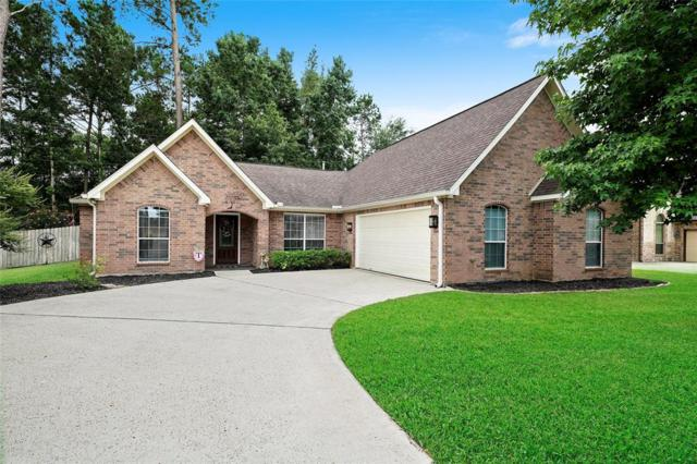 646 Spring Forest Drive, Conroe, TX 77302 (MLS #16476475) :: The Bly Team