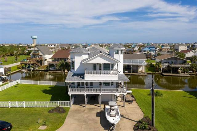 22811 Chiquita Street, Galveston, TX 77554 (MLS #16476915) :: My BCS Home Real Estate Group