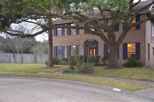 3507 Amesbury Street, Pearland, TX 77584 (MLS #16485789) :: Phyllis Foster Real Estate