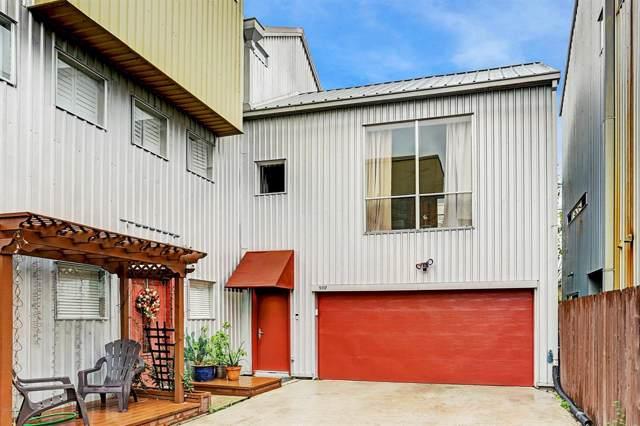 5117 Lillian Street, Houston, TX 77007 (MLS #16495744) :: Texas Home Shop Realty