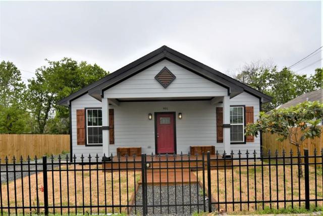 901 Wooding Street, Houston, TX 77011 (MLS #16497243) :: Texas Home Shop Realty
