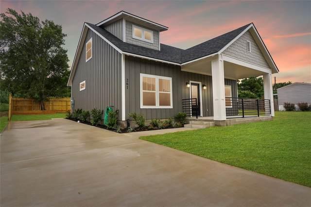 261 Houston Street, Anderson, TX 77830 (#16507544) :: ORO Realty