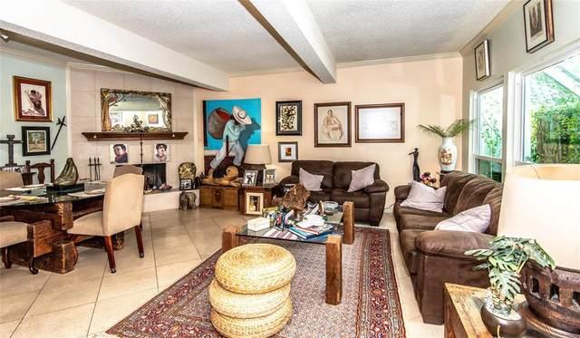 5910 Winsome Lane #2, Houston, TX 77057 (MLS #16511244) :: Texas Home Shop Realty