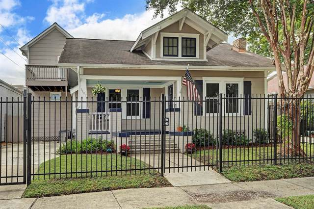 1107 Willard Street, Houston, TX 77006 (MLS #16515336) :: Green Residential