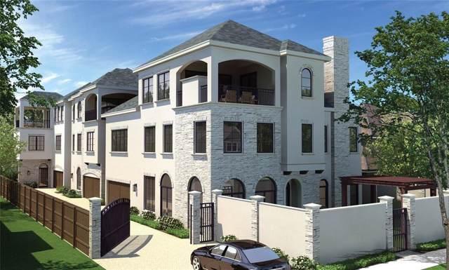 2418 Potomac Drive A, Houston, TX 77057 (MLS #16525305) :: Texas Home Shop Realty