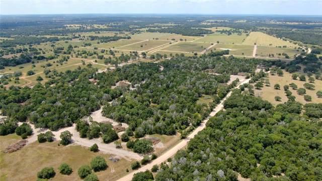 1709 Bell Settlement Road, Ledbetter, TX 78946 (MLS #16534149) :: Texas Home Shop Realty