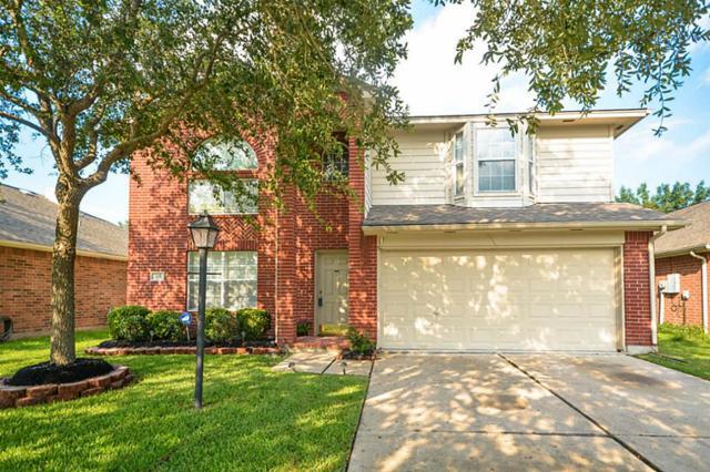 215 Pebble Canyon Lane, League City, TX 77539 (MLS #16554458) :: Texas Home Shop Realty
