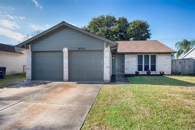 16514 La Avenida Drive, Houston, TX 77062 (MLS #16566343) :: The Home Branch