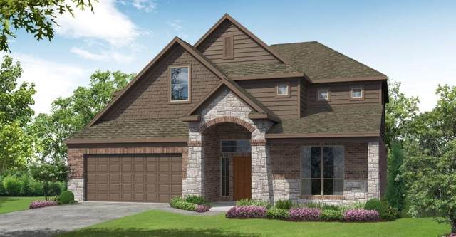 218 Cherry Forest Trail, Conroe, TX 77301 (MLS #16569118) :: The Freund Group