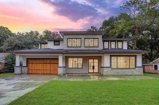 8910 Echo Valley Drive, Houston, TX 77055 (MLS #16570044) :: The Bly Team