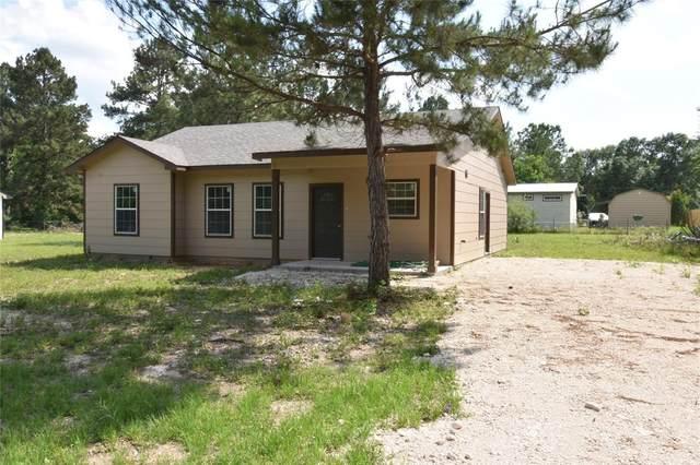 293 Alan Road, Livingston, TX 77351 (MLS #16581979) :: My BCS Home Real Estate Group