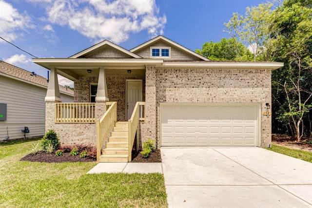 2219 Meadow Lane Drive, La Marque, TX 77568 (MLS #16585614) :: Ellison Real Estate Team