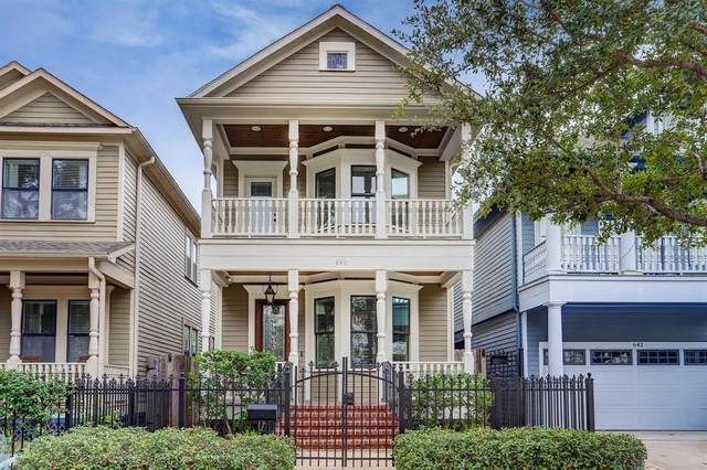 640 W 17th Street, Houston, TX 77008 (MLS #16587864) :: The Bly Team