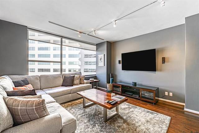14 Greenway Plaza 8L, Houston, TX 77046 (MLS #16595243) :: The Bly Team
