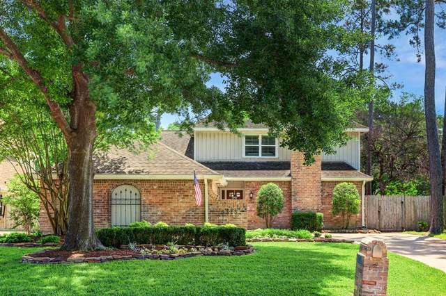 8325 Cedarspur Drive, Spring Valley Village, TX 77055 (MLS #16601558) :: The Bly Team
