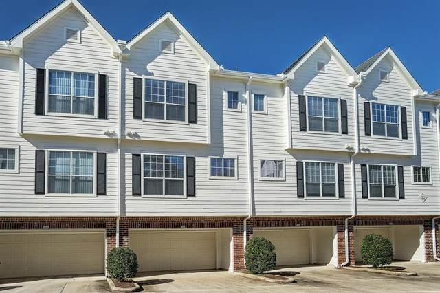 9200 Westheimer Road #805, Houston, TX 77063 (MLS #16604197) :: Green Residential