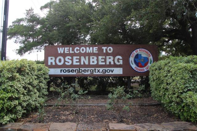 0 Hamblen Road, Rosenberg, TX 77471 (MLS #16614149) :: The Jill Smith Team