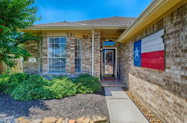 311 Lake View Drive, Montgomery, TX 77356 (MLS #16614398) :: The SOLD by George Team