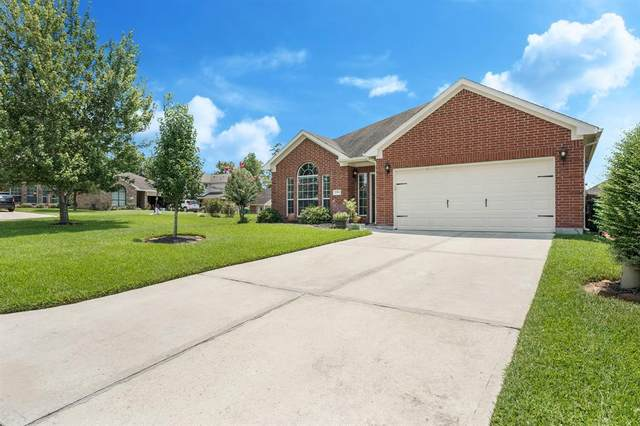 2301 Siegen Drive, Conroe, TX 77304 (MLS #16616447) :: The Heyl Group at Keller Williams