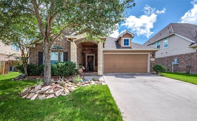 4722 Lake Rim Drive, Alvin, TX 77511 (MLS #16623533) :: The Freund Group