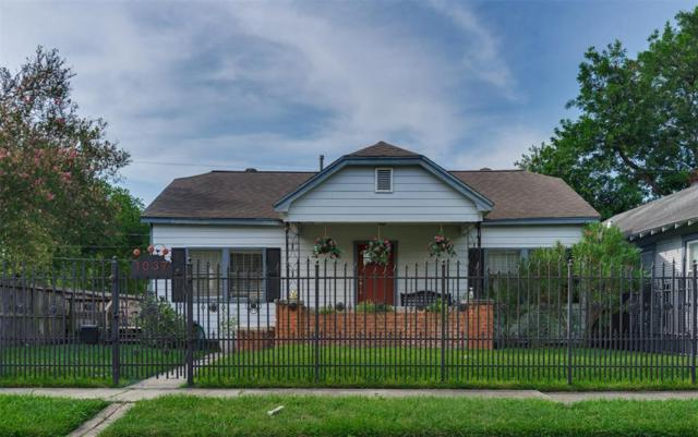 1037 E 16th Street, Houston, TX 77009 (MLS #16623585) :: Giorgi Real Estate Group