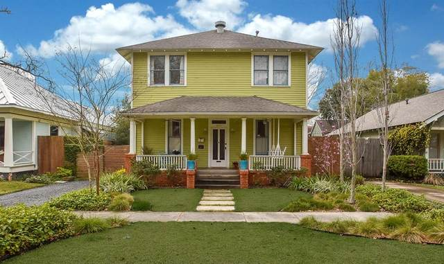 933 Allston Street, Houston, TX 77008 (MLS #16629111) :: The SOLD by George Team