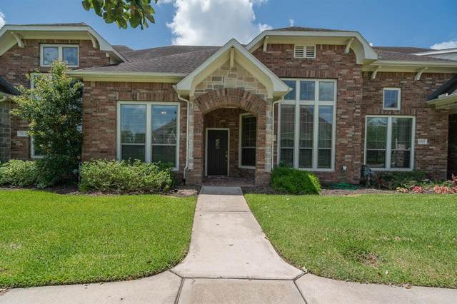 3329 Spring Landing Lane, Pearland, TX 77584 (MLS #16634547) :: The Heyl Group at Keller Williams