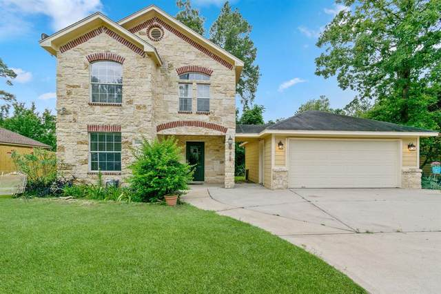 16645 E Lynbrook, Montgomery, TX 77316 (MLS #16635895) :: The Home Branch
