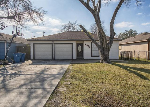 4916 26th Street, Dickinson, TX 77539 (MLS #16637924) :: The SOLD by George Team