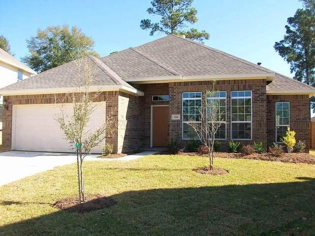 38446 E Sulphur Creek Drive, Magnolia, TX 77355 (#16641270) :: ORO Realty