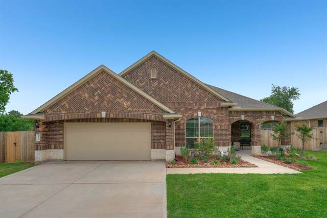 3510 Emerson Drive, Montgomery, TX 77356 (MLS #16641520) :: The SOLD by George Team