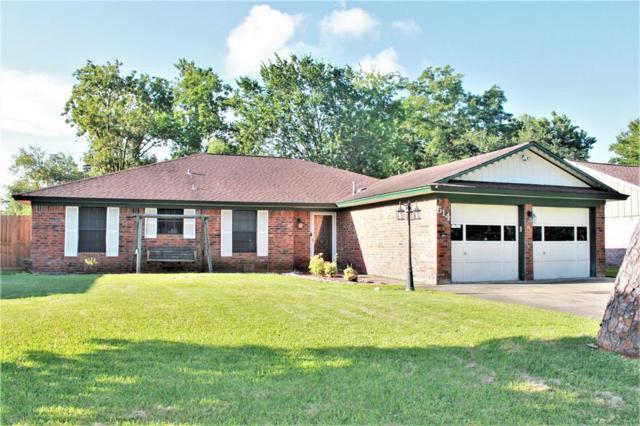 514 N Yaupon Street, Richwood, TX 77531 (MLS #16641626) :: Texas Home Shop Realty