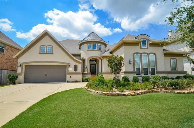 2718 Dogwood Terrace Lane, Katy, TX 77494 (MLS #16645505) :: All Cities USA Realty