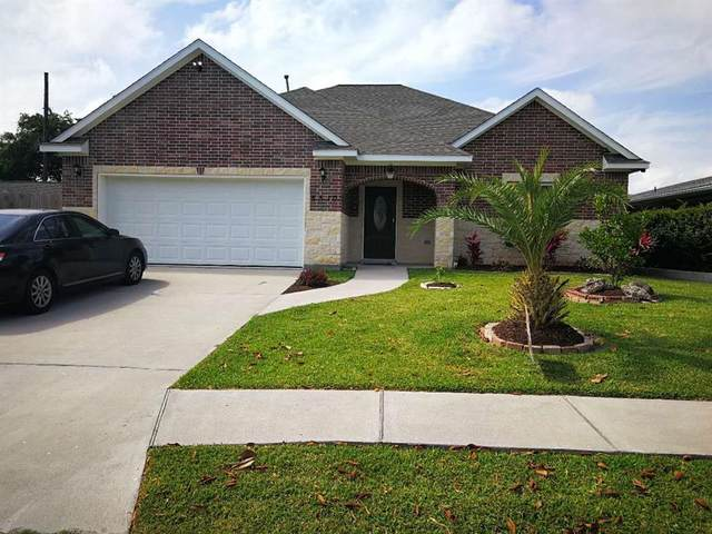 5510 Teakwood Drive, Galveston, TX 77551 (MLS #16654252) :: Christy Buck Team