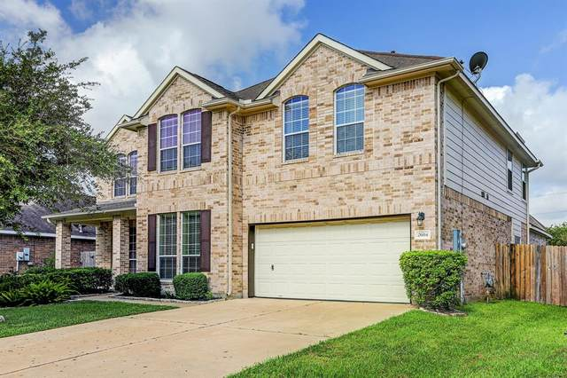 2604 Silent Walk Court, Pearland, TX 77584 (MLS #16656783) :: The Home Branch