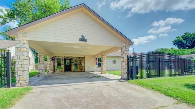 3031 Charter Oaks Drive, Houston, TX 77093 (MLS #16662672) :: The Heyl Group at Keller Williams