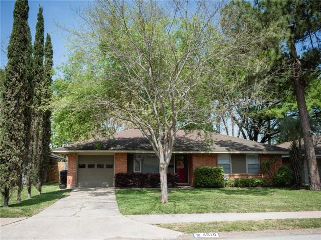 4510 De Milo Drive, Houston, TX 77092 (MLS #16663136) :: See Tim Sell